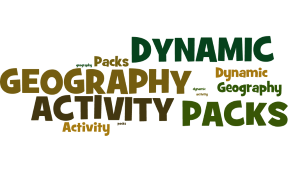 GCSE AQA Dynamic Geography Activity Packs