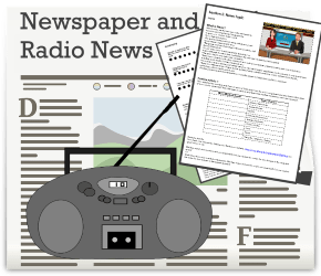 WJEC GCSE 2017 topic: Newspaper and Radio News Teaching Pack