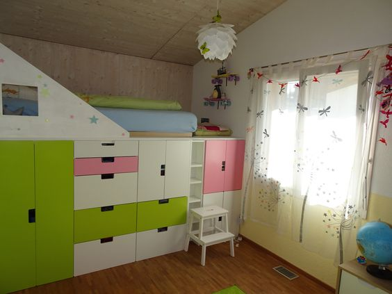 ikea hack kinderzimmer 1 zigzagfood mamablog familienblog foodblog do it yourself bastel. Black Bedroom Furniture Sets. Home Design Ideas