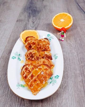 Orangenwaffeln18_herz