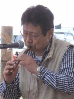 風人の祭り篠笛演奏