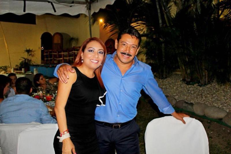Feliz Cumpleaños Lic Martín Medina y saludos a la Diputada Maricarmen Cabrera Lagunas