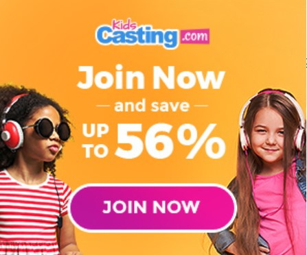 KidsCasting Discount Promo Code