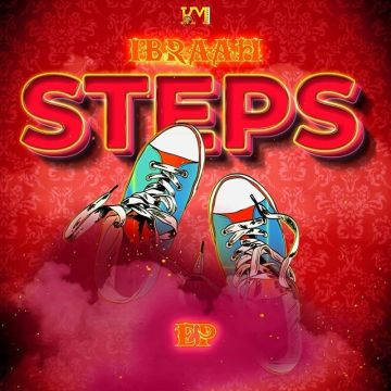 Steps EP Cover picture