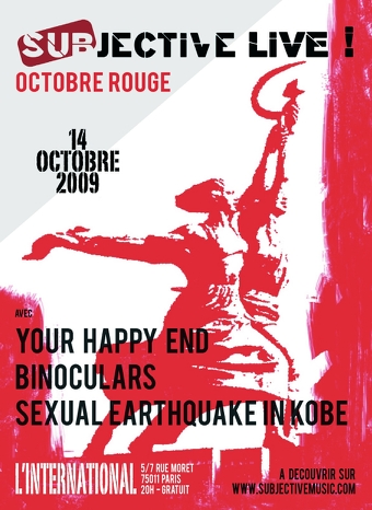 flyer14octobre subjective octobre rouge