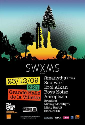 Soulwax Mas 2009