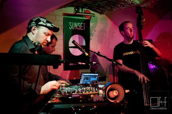 UHT @ Le Sunset Sunside - Olivier Hoffschir
