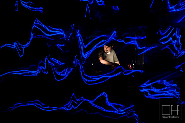 Amon Tobin – ISAM Live @ L'Olympia