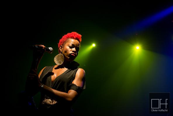 Aïsha Davis @ Le Bataclan