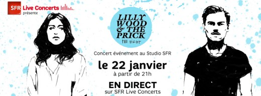 SFR Live Concerts - Lilly Wood and the Prick