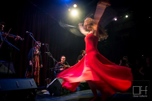 Canzoniere Grecanico Salentino @ Studio de l'Ermitage – En 10 photos