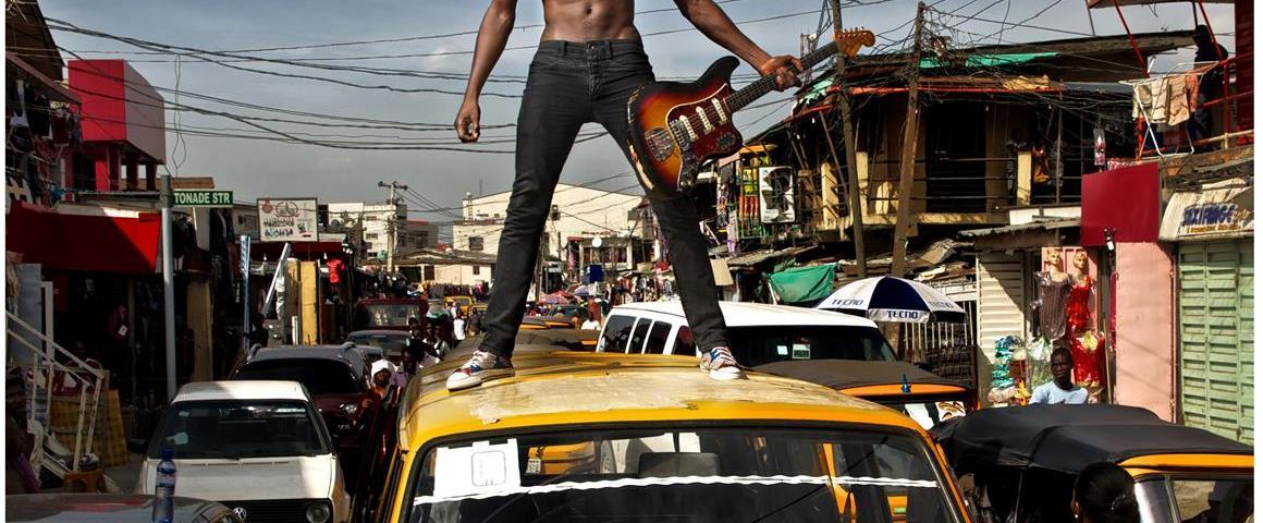 """Keziah Jones, nouvel album """"Captain Rugged"""" le 18 novembre"""