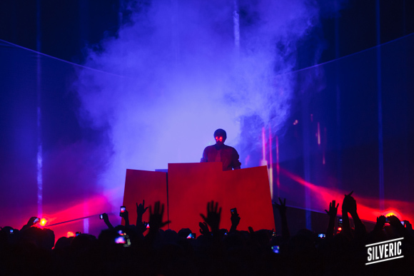 Les Nuits électroniques de l'Ososphère 2013 @ La Coop – Part I