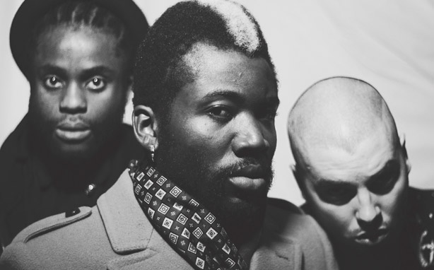 Young Fathers – Slow