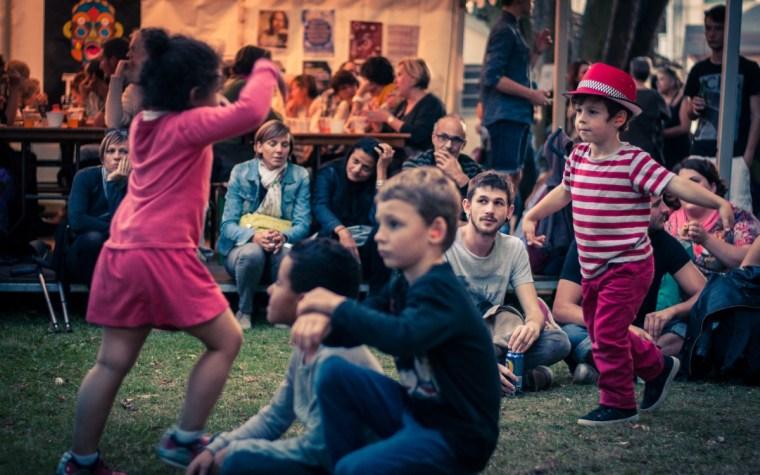 Quantic, congopunQ et Broken au Tribu Festival