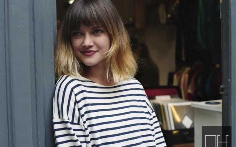 Maia Vidal par Olivier Hoffschir