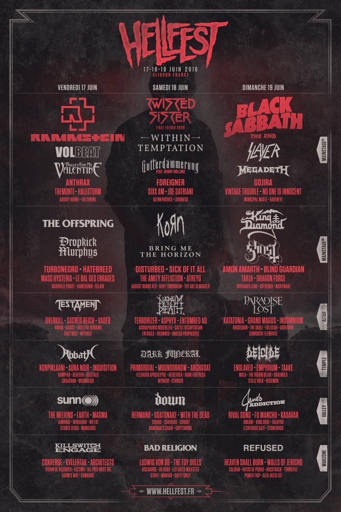 hellfest-lineup