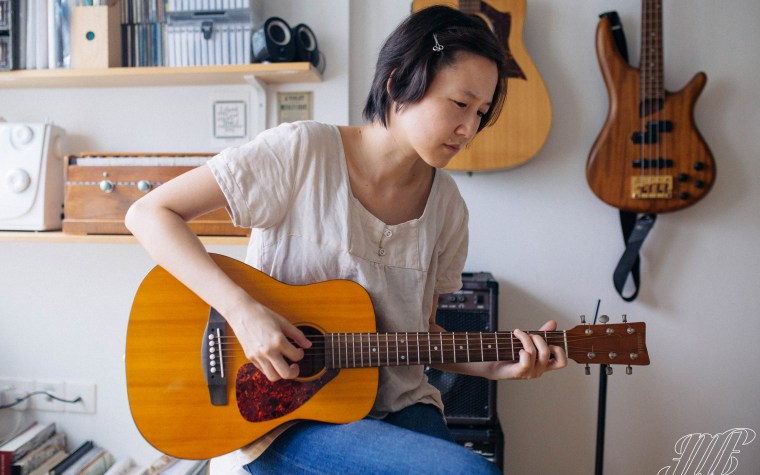 Dawn Fung – Strange Fire // Live Session Voyage