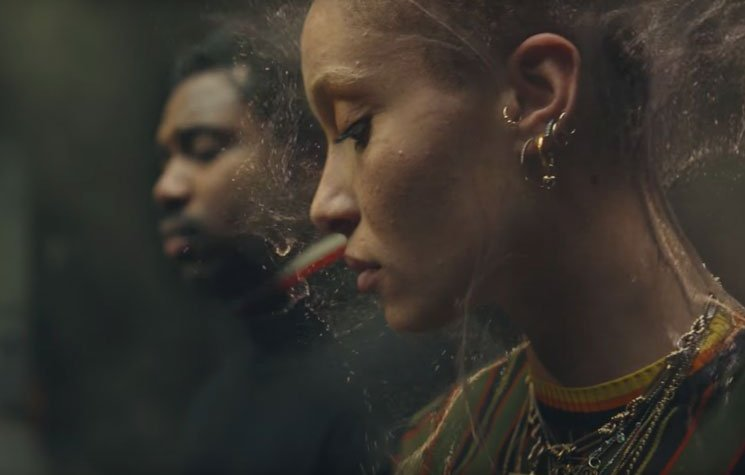 Clip du jour // Sampha – (No one knows me) Like The Piano