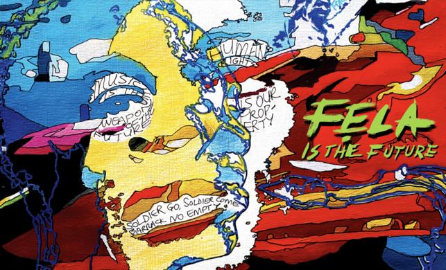 Concours : des vinyls Fela Is The Future de Leeroy à gagner