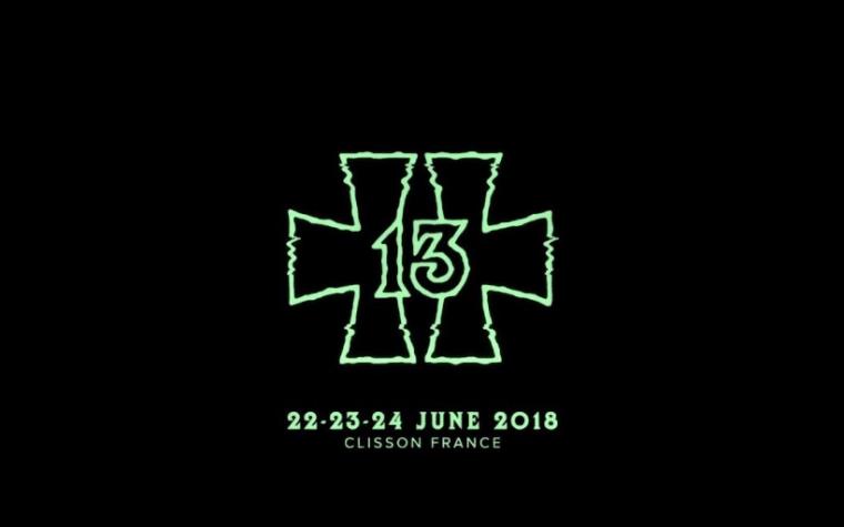Hellfest 2018 – 13e édition annoncée