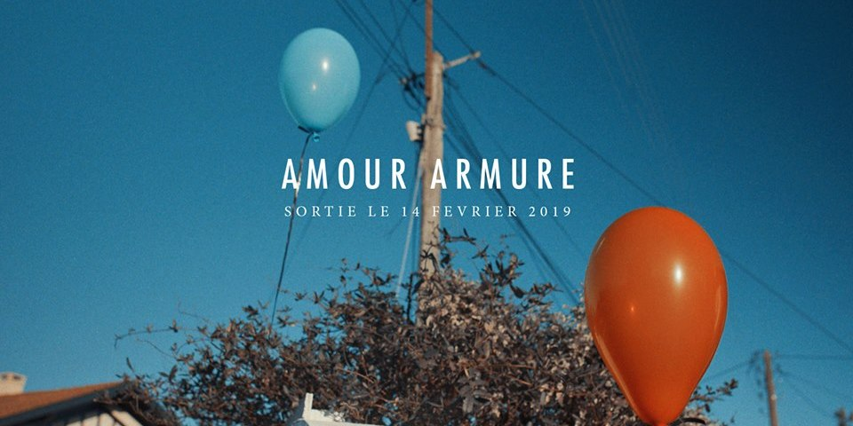 Clip de la St Valentin // Clément Froissart – Amour Armure