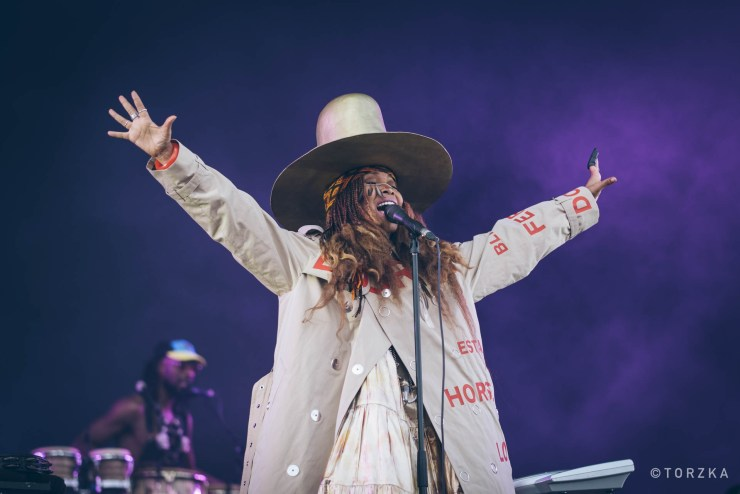 Erykah Badu @ We Love Green 2019