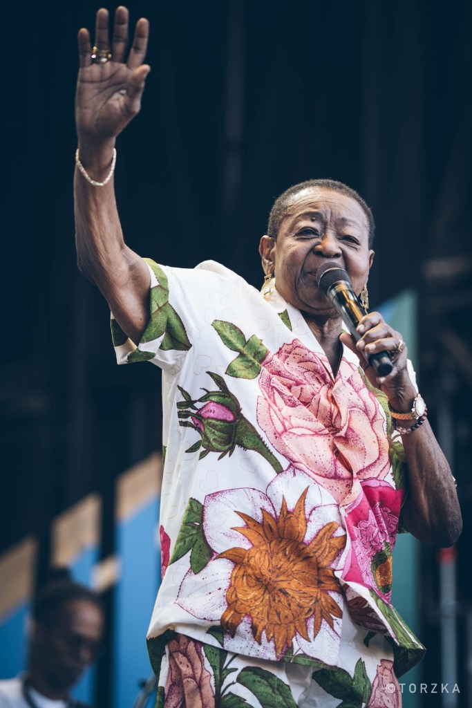 Calypso Rose @ We Love Green 2019 par Félix Réginent
