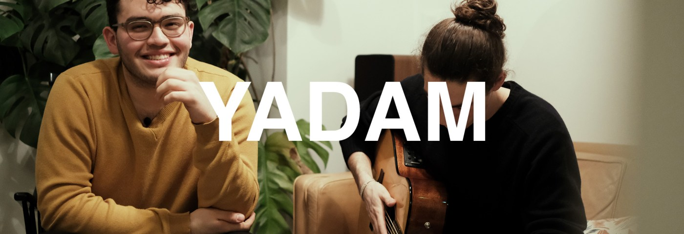 YADAM – YADAM (version acoustique) // Live Session