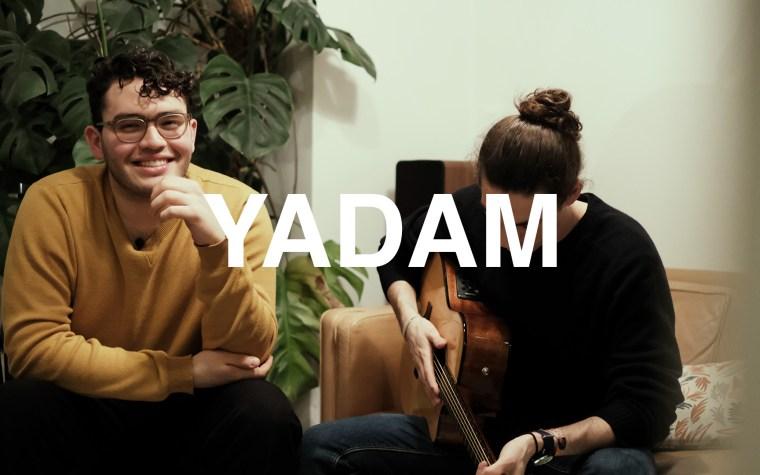 YADAM – YADAM (version acoustique) // Live Session