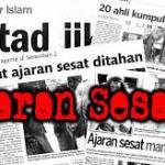 Ajaran sesat di malaysia semakin parah