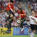 Spain mara ke Final!!