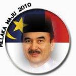 Tahniah Melaka Maju 20/10/2010!
