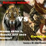 Keputusan terkini malaysia vs indonesia FINAL kedua di Stadium Bung Karno Indonesia