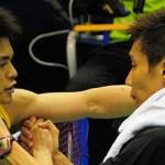 Lindan Juara terbuka korea 2011!!