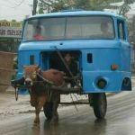 Penemuan formula terbaru: kereta tanpa minyak petrol