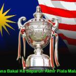 Keputusan terkini suku akhir piala Malaysia 2011 2nd leg