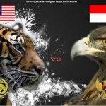 Malaysia juara kumpulan A tewaskan indonesia 1-0 (sukan sea 2011)