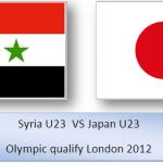 Keputusan perlawanan Syria U23 VS Jepun U23 [5 febuari 2012]
