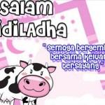 Selamat menyambut Hari raya Aildiladha 1433 Hijrah