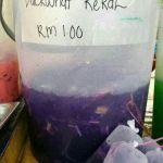 Air dakwat kekal limited edition