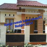 Coret-coret budget 2014, harga rumah diturunkan??