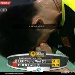 Chen Long Juara perseorangan terbuka denmark 2013