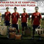 Spain pulang awal world cup 2014!!