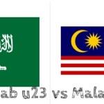 Saudi arab u23 vs malaysia u23 misi hidup mati sukan asia incheon 2014