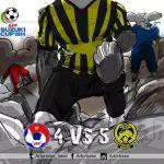 Video gol highlights malaysia (4) vs (2) vietnam semi final aff suzuki cup 11/12/2014