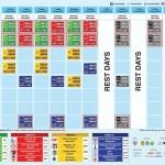 Jadual penuh perlawanan piala frenz international u18 2015