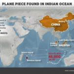 TERKINI! Serpihan Pesawat Di Pulau Reunion Sah Milik MH370