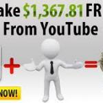 Buat duit dengan youtube, susah ke senang?