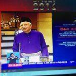 Ucapan penuh PM Datuk Seri Najib Bajet 2016